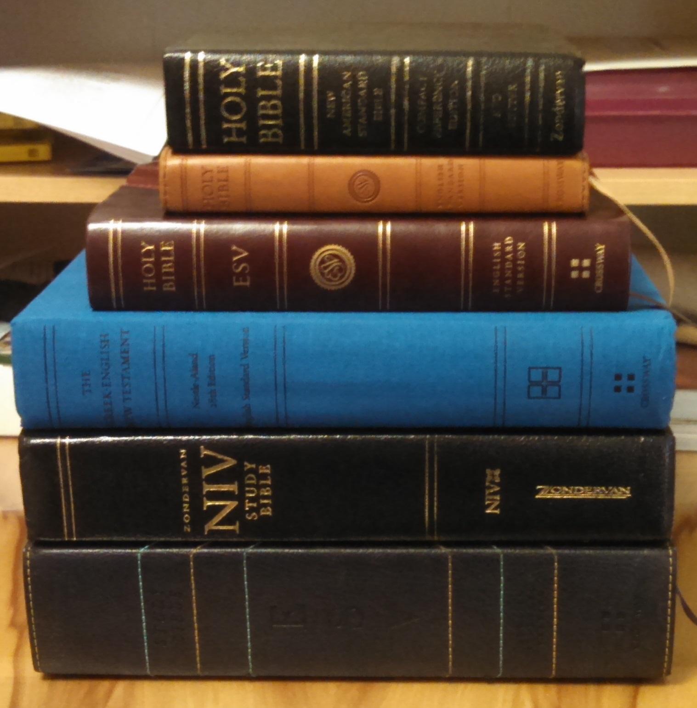 Bibles: Believe Better Ministries