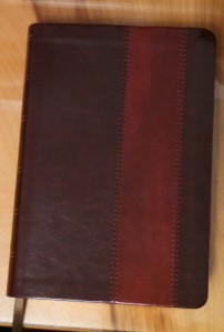 ESV Heritage Bible 02 - Front Cover